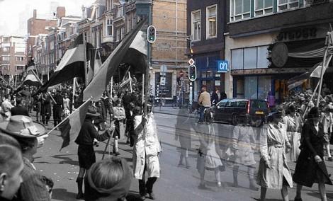 Amsterdam - Parata della liberazione - 29 giugno 1945
