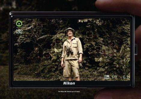 Nikon - Face detect