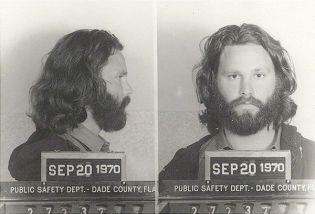 Jim Morrison, 1970